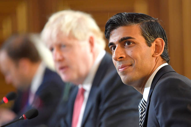 "Boris Johnson said in a comment that Rishi was working on ""creative and imaginative"" solutions to the job crisis"