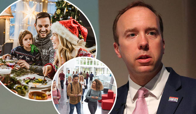 University students could be told to stay on campus over Christmas