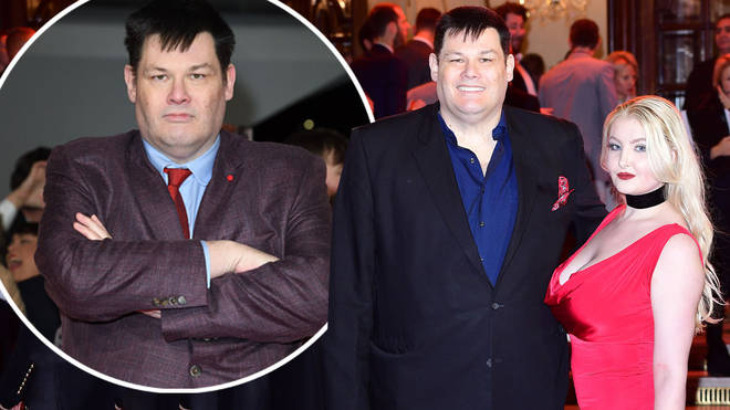 Mark Labbett will be looking for love again on E4's Celebs Go Dating