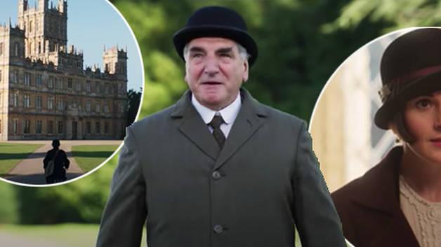 Downton Abbey's Jim Carter confirms cast have already seen script for second film