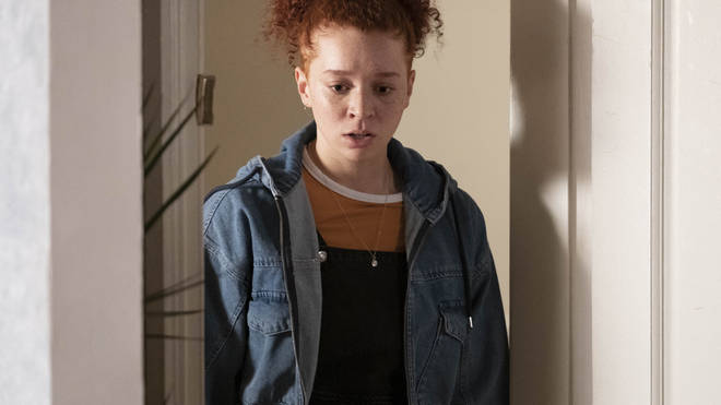 Erin Kellyman plays Maya in Life