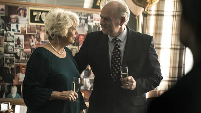 Peter Davison plays Henry in Life
