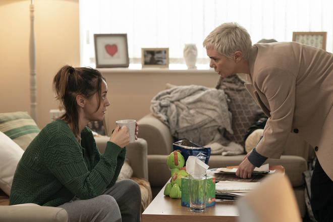 Susannah Fielding plays Ruth in Life