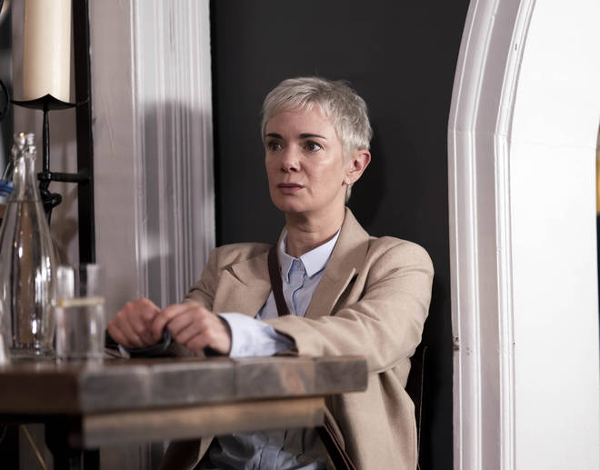Victoria Hamilton plays Belle in Life