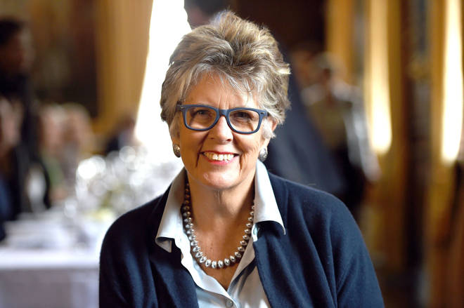 Prue Leith didn't expect to find love again