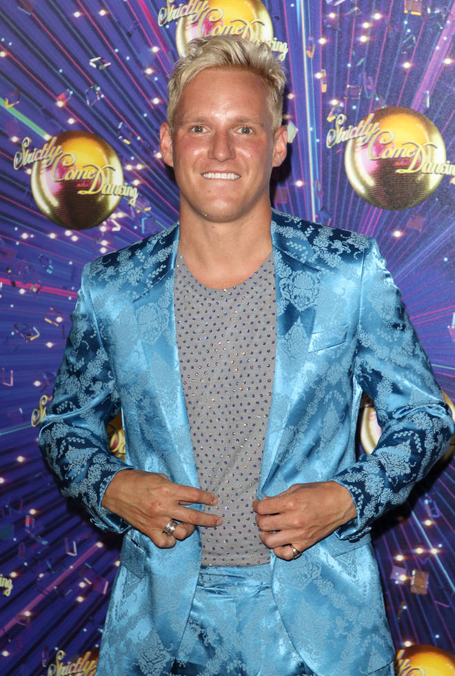 Jamie Laing pulled out of the 2019 show following an injury