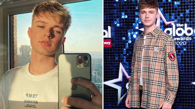 HRVY will compete on this year's Strictly Come Dancing