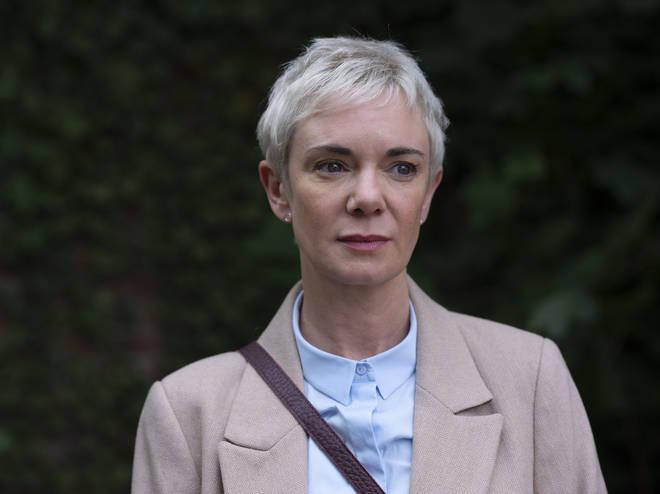 Victoria Hamilton plays Belle in Life