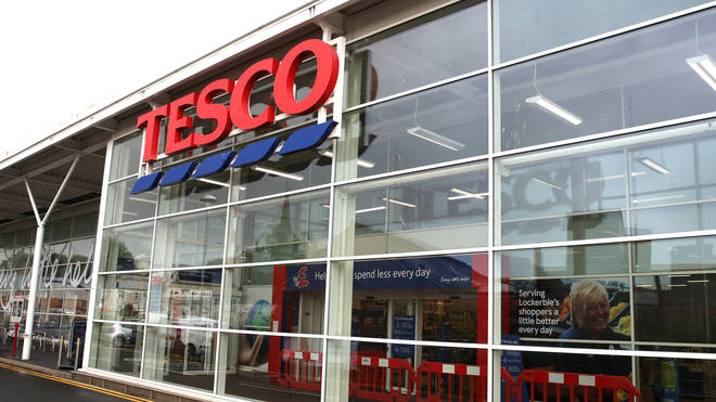 Tesco have opted to limit the amount of certain items customers can buy