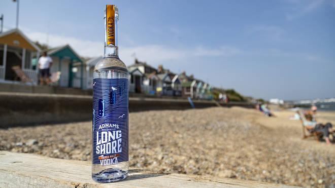 Longshore Triple Malt Vodka