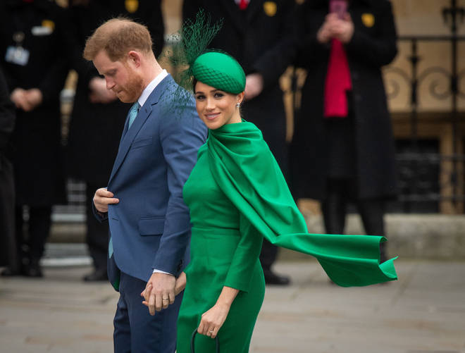 Reports have suggested that Harry and Meghan will feature in a new documentary