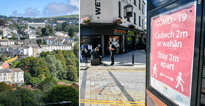 Your need-to-know on local lockdown in Wales