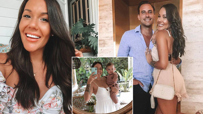Married at First Sight's Davina Rankin is now a mum