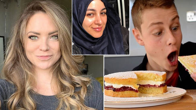 How to follow the Bake Off contestants on social media