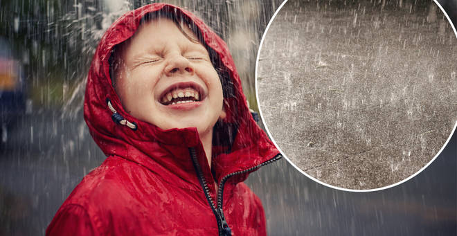Storm Aiden looks set to sweep Britain (stock image)
