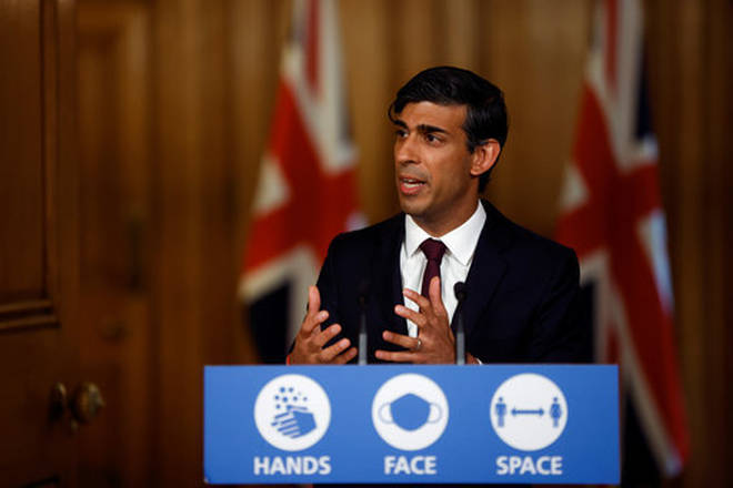 Rishi Sunak announced the Green Home Energy Grant in July