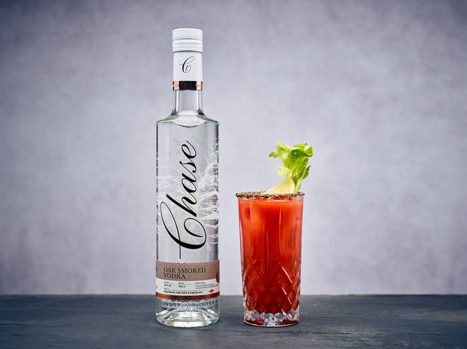A bloody mary is the perfect weekend brunch drink