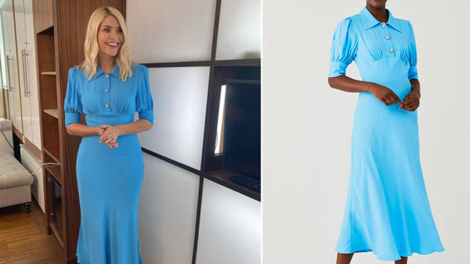 Holly Willoughby's dress is from Ghost