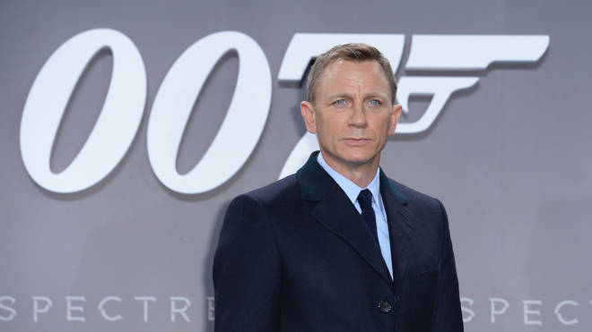 Daniel Craig is the most recent actor to take on the role of James Bond