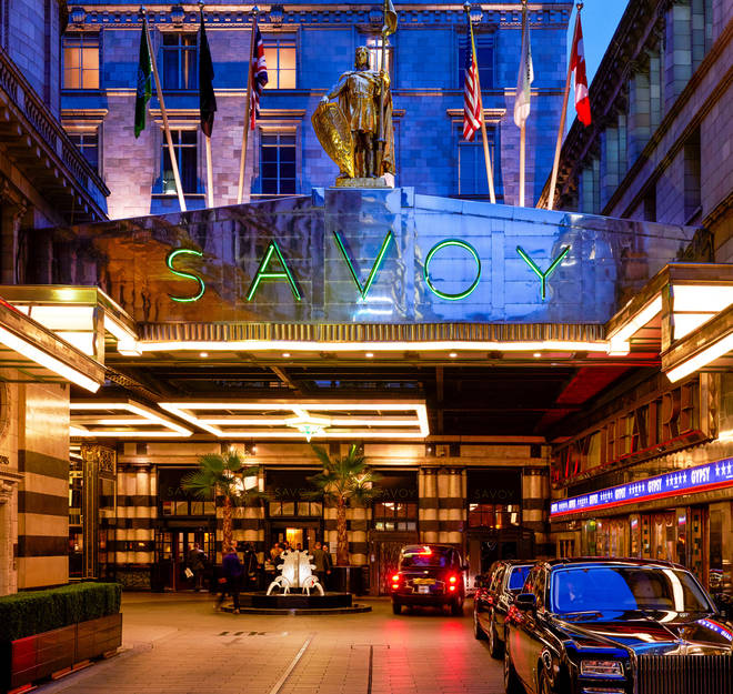 The Savoy is 130 years old