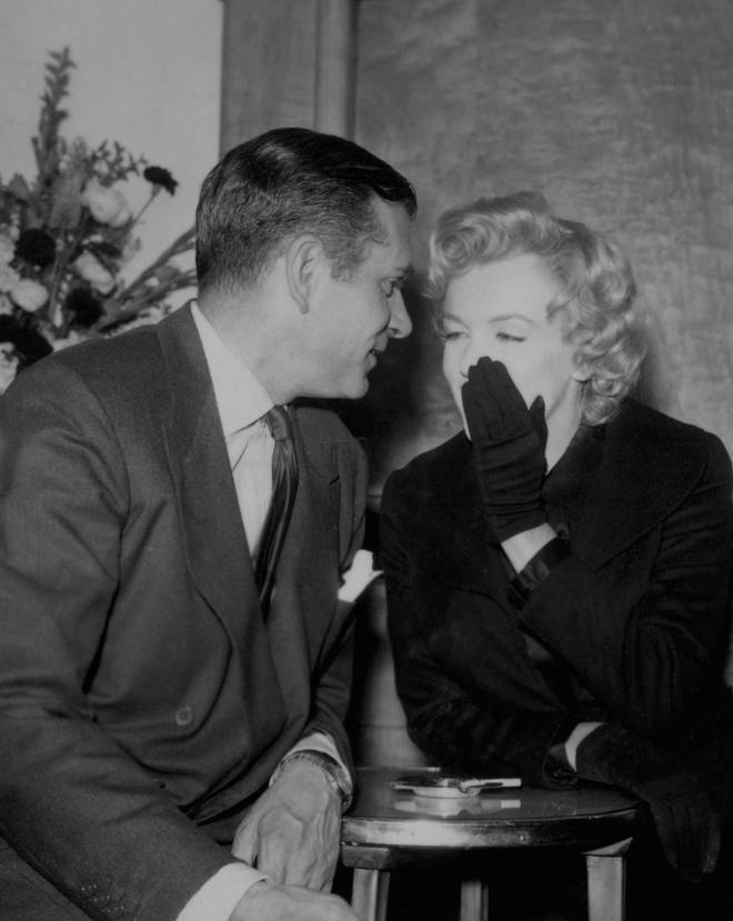 Marilyn Monroe stayed at The Savoy with Laurence Olivier