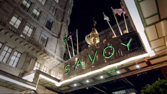 The Savoy Hotel was built 130 years ago