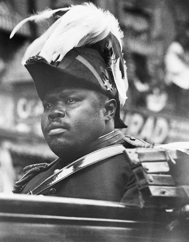 The children's worship will explore the lives of black leaders like Marcus Garvey