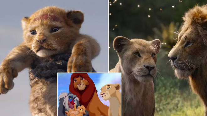 A sequel to the Lion King remake is coming