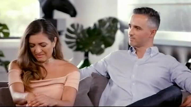 Nadia Stamp and Anthony Manton from Married at First Sight Australia