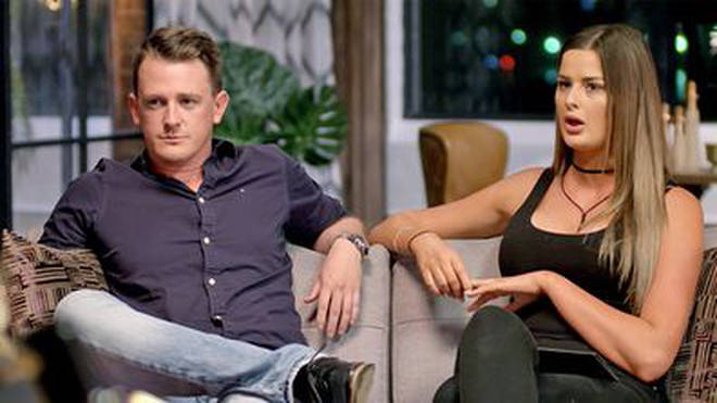 Jonathan Troughton and Cheryl Maitland on Married at First Sight Australia