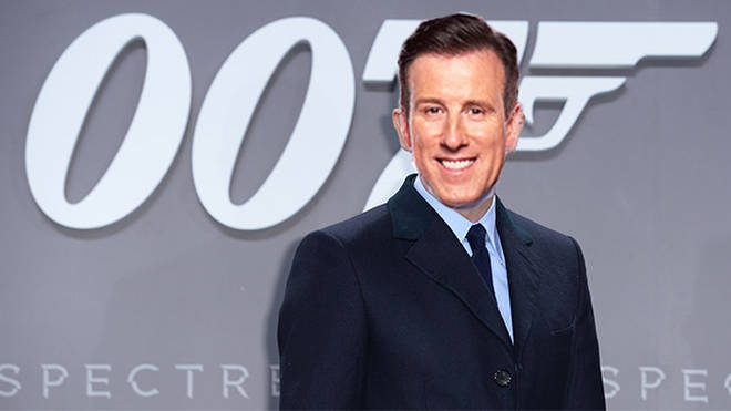 Anton Du Beke said he'd love to give the role of James Bond a go