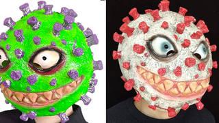 Coronavirus masks are being sold on Amazon