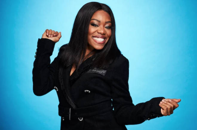 Lady Leshurr has been confirmed for DOI