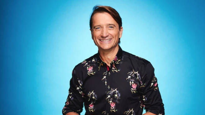 Graham Bell has singed up for Dancing On Ice