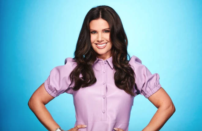 Rebekah Vardy has signed up for DOI