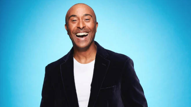 Colin Jackson has also joined the line-up
