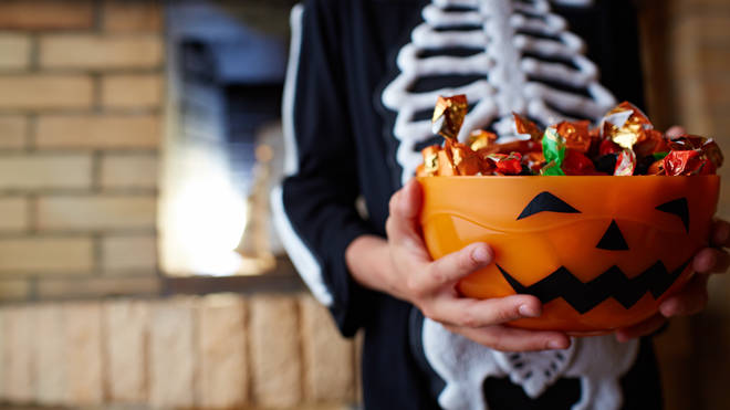 The results found that with 45 per cent of parents were banning their kids from trick or treating