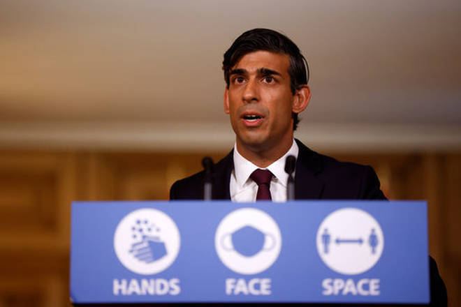 Rishi Sunak announced the Green Homes Grant