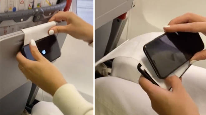 This phone hack will make flying so much better