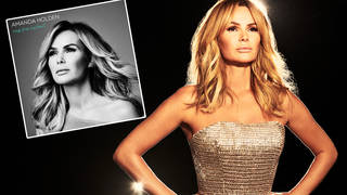 Amanda Holden's new LP is out today