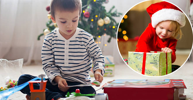 Parents have been warned of a possible shortage of Christmas toys this year (stock images)