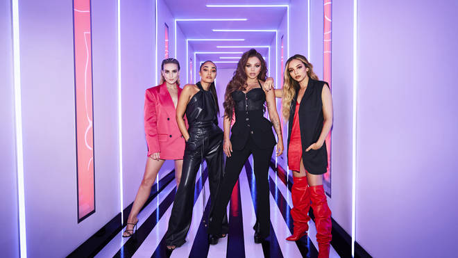 Little Mix: The Search is on BBC