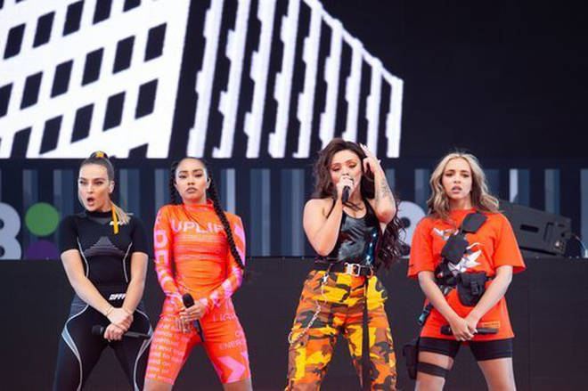 How old are the Little Mix stars?