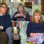 Giles and Mary have appeared on Gogglebox since 2015