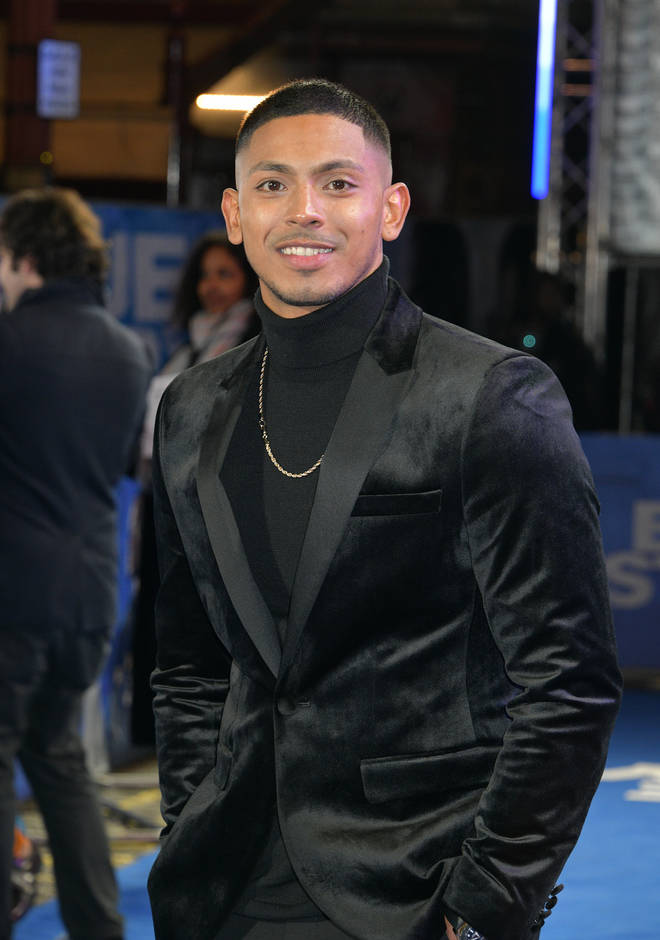 Jesy Nelson is said to be dating actor Sean Sagar