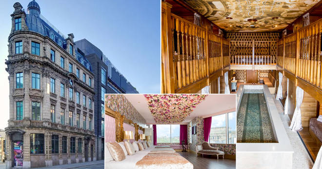 The Shankly Hotel is owned by Lawrence and Katie Kenwright