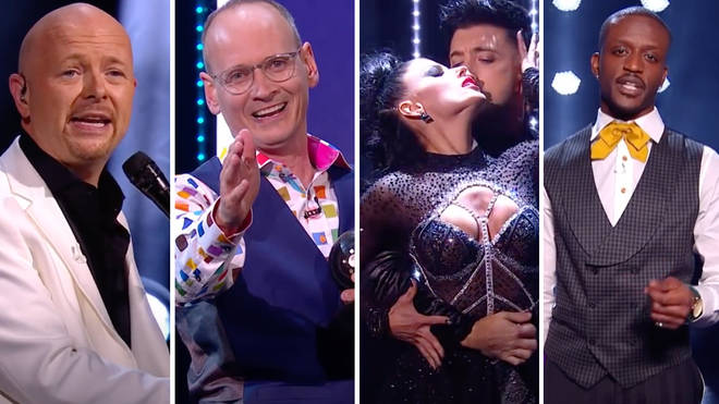 Who are the Britain's Got Talent finalists so far?