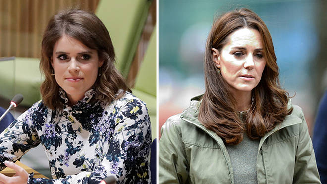 Kate Middleton may be forced to miss Princess Eugenie's wedding