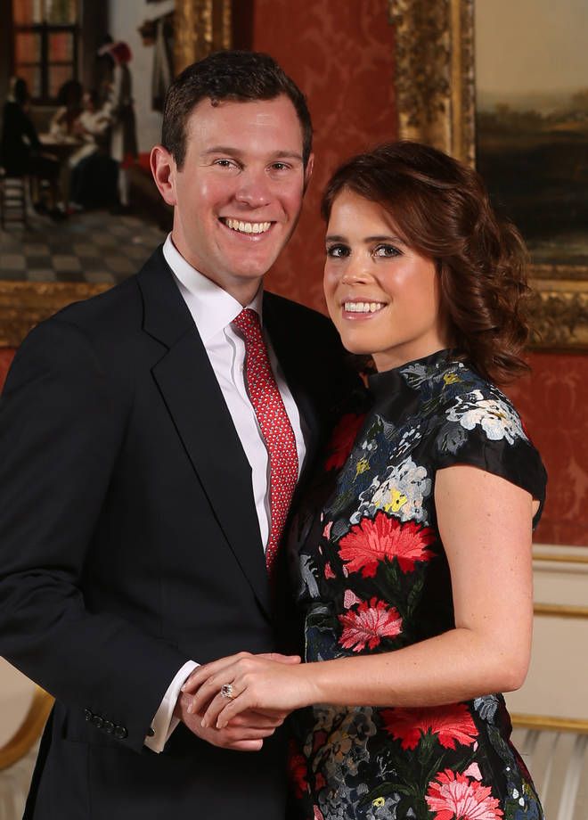 Princess Eugenie is to marry Jack Brooksbank on October 12th