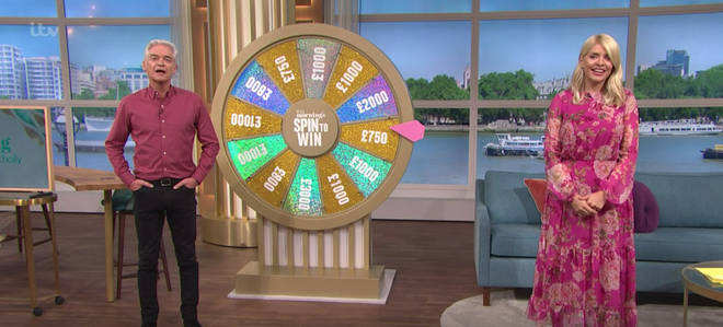 Phillip and Holly spoke to Mike on Spin To Win
